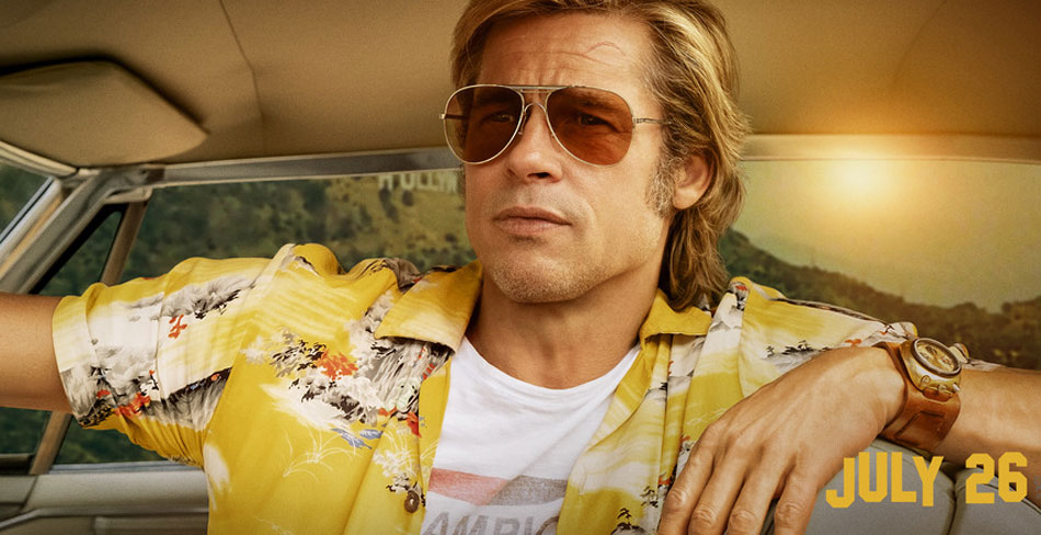Once upon a time in Hollywood Brad Pitt chrono Bullhead Citizen DR