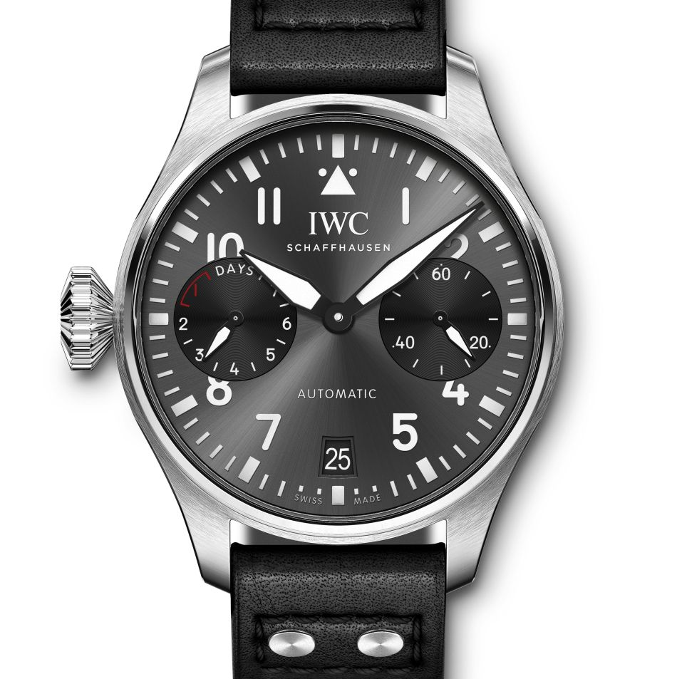 IWC Big Pilot Righthander