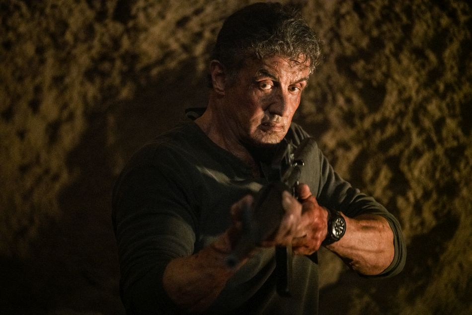 Rambo Last Blood Sylvester Stallone, Scubatec Carl F. Bucherer DR
