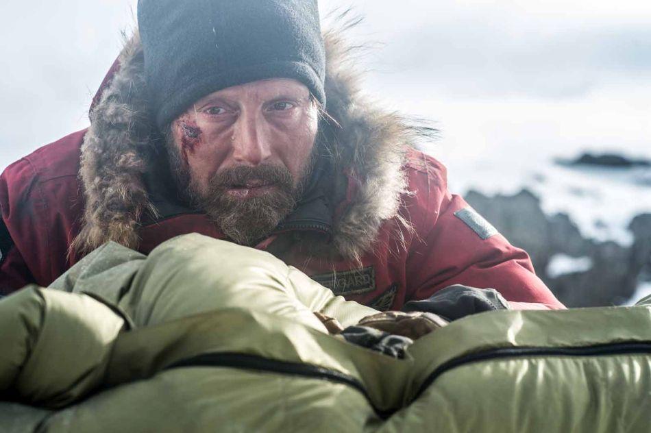 Arctic, Mads Mikkelsen, DR