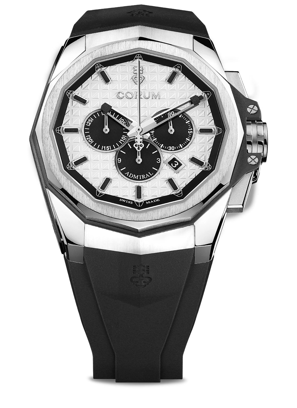 Corum Admiral AC-One 45 panda