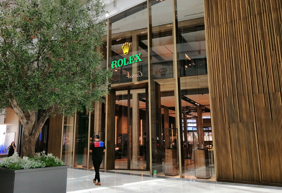 Rolex participera à la 4ème Dubai Watch Week