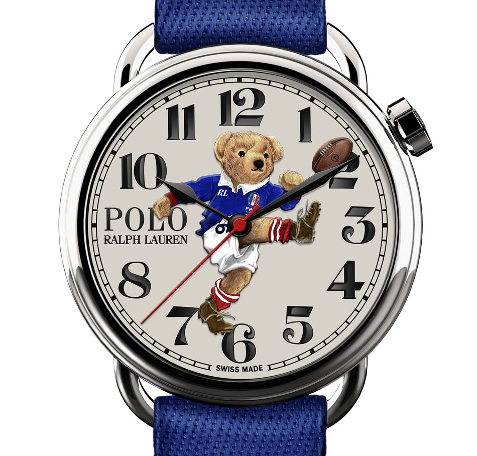 Polo Ralph Lauren Kicker Bear France