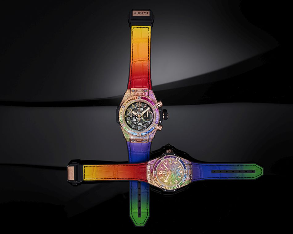 Hublot Big Bang Rainbow