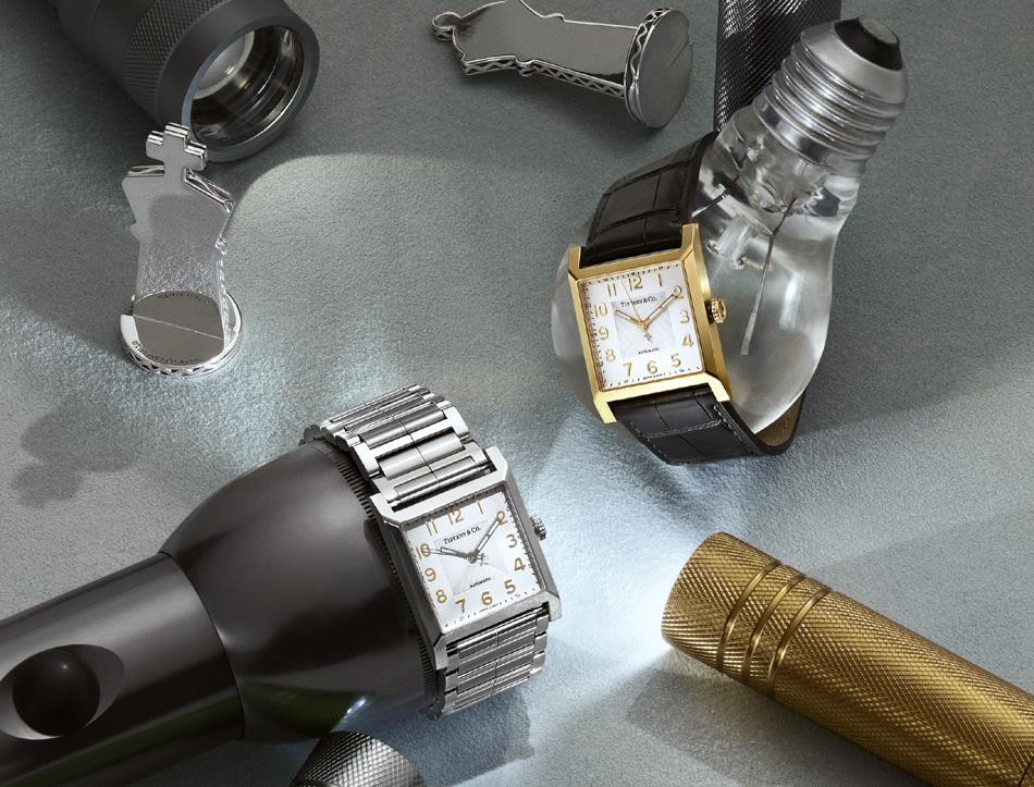 Tiffany & Co 183 Makers : nouvelle collection horlogère masculine