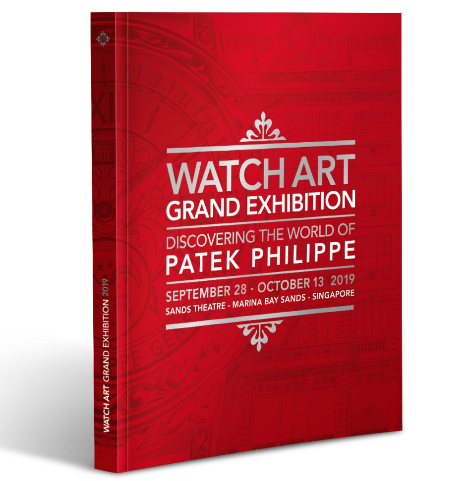 Watch Art Grand Exhibition Patek Singapore
