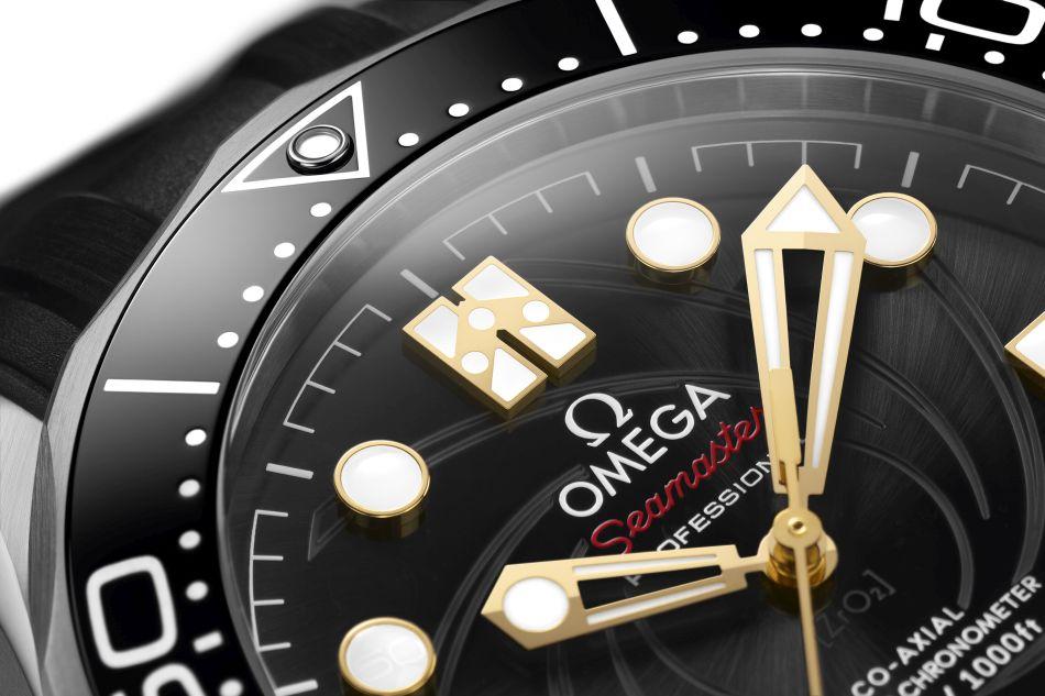 Omega Seamaster Diver 300M James Bond 2019