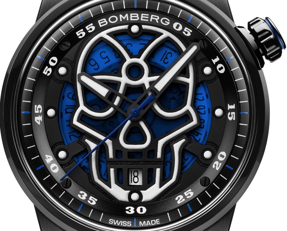 Bomberg BB-01 Automatic Skull