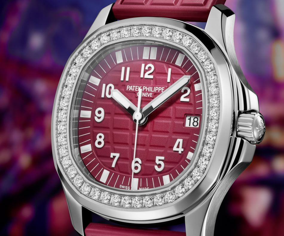 Patek Philippe Aquanaut Luce Singapore 2019