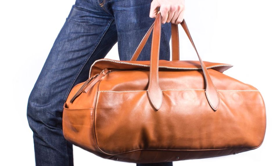 ABP Concept : du sac de voyage à la pince à billets, toute une nouvelle gamme d'accessoires en cuir