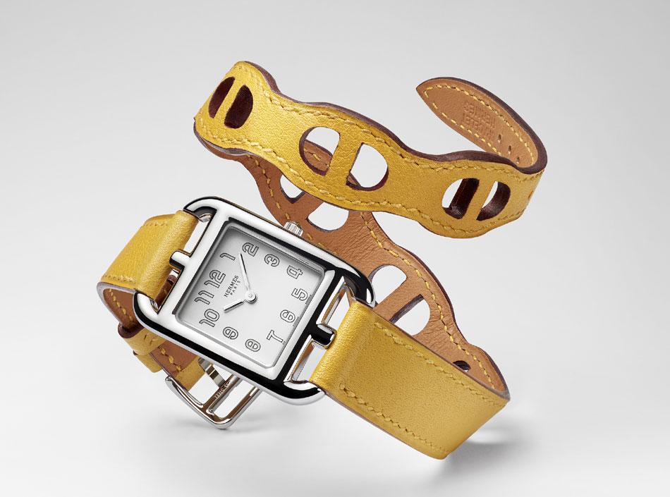 Plus adapté Hermès Cape Cod : quand la fameuse Chaine d'ancre se fait bracelet KQ-62