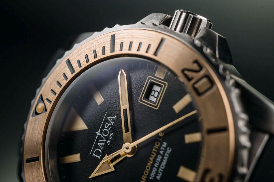 Davosa Argonautic Bronze TT