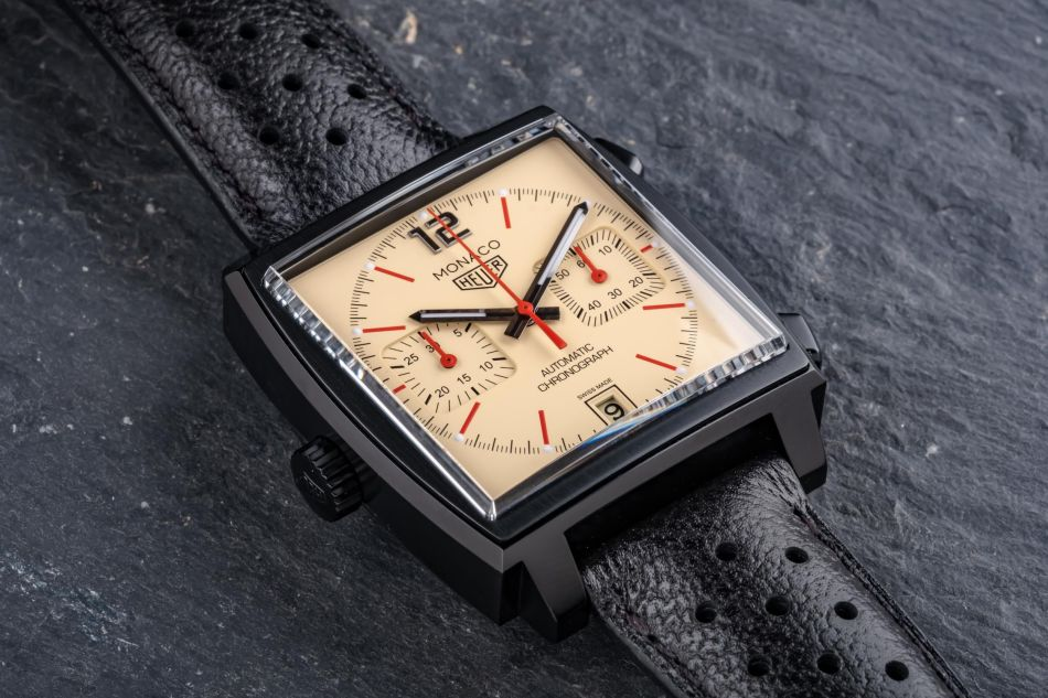 TAG Heuer x The Hour Glass