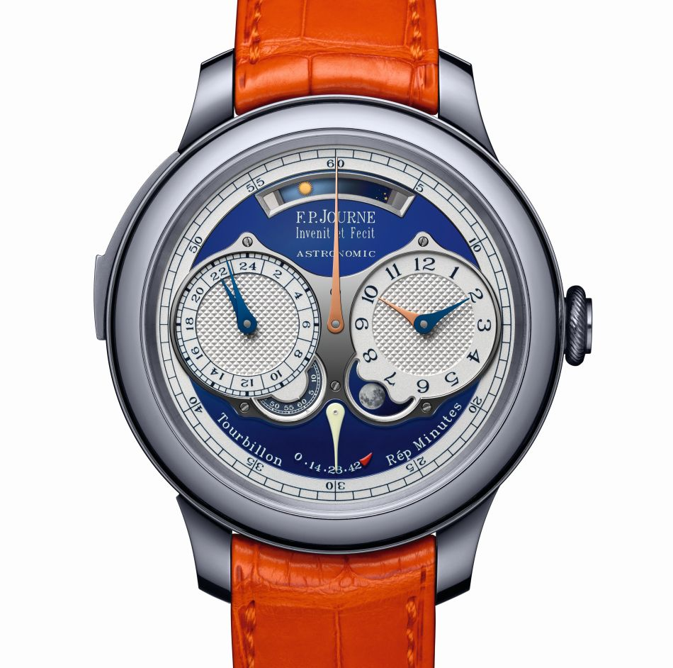 Astronomic Blue F.P. Journe
