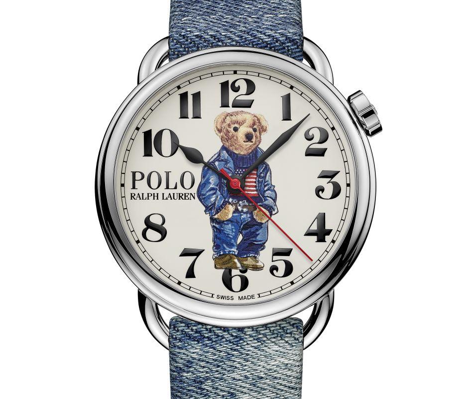 Ralph Lauren Polo Bear Denim