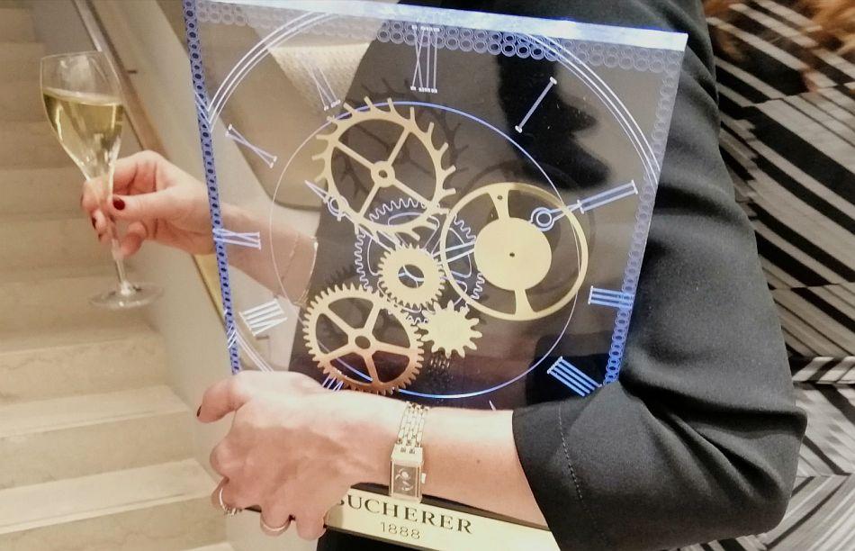Jaeger-LeCoultre et sa Polaris Date remportent le Bucherer Award 2019