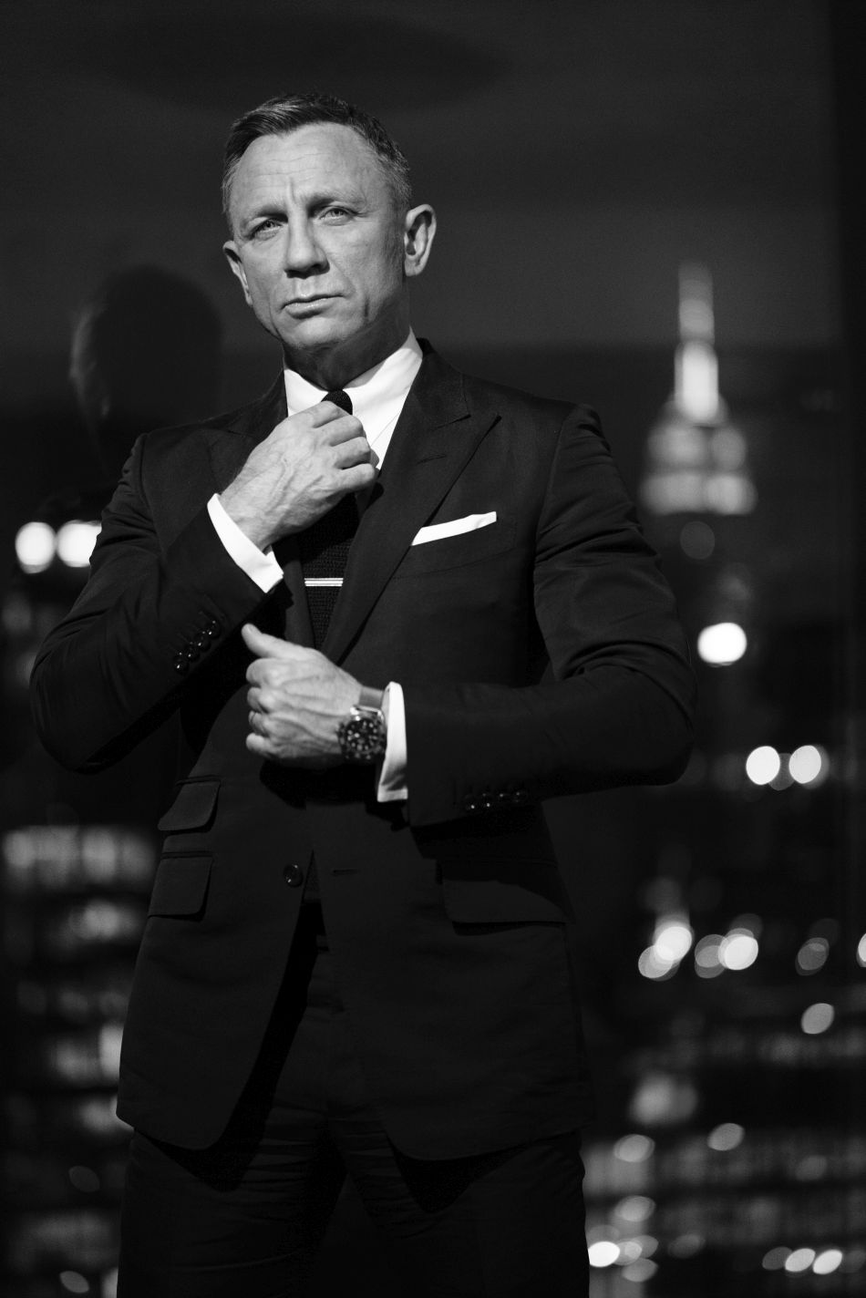 Daniel Craig @gregwilliamsphotography