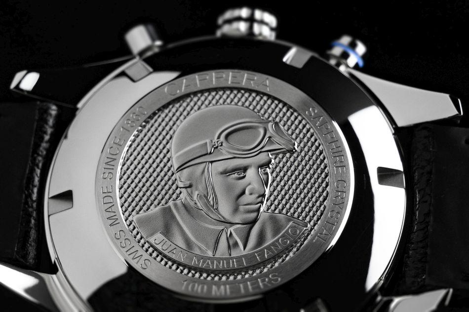 TAG Heuer Carrera Calibre 16 Edition spéciale Fangio