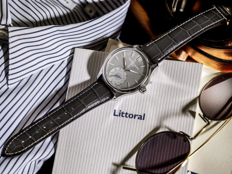 Frédérique Constant : Classics Horological, une Smartwatch qui cache bien son jeu