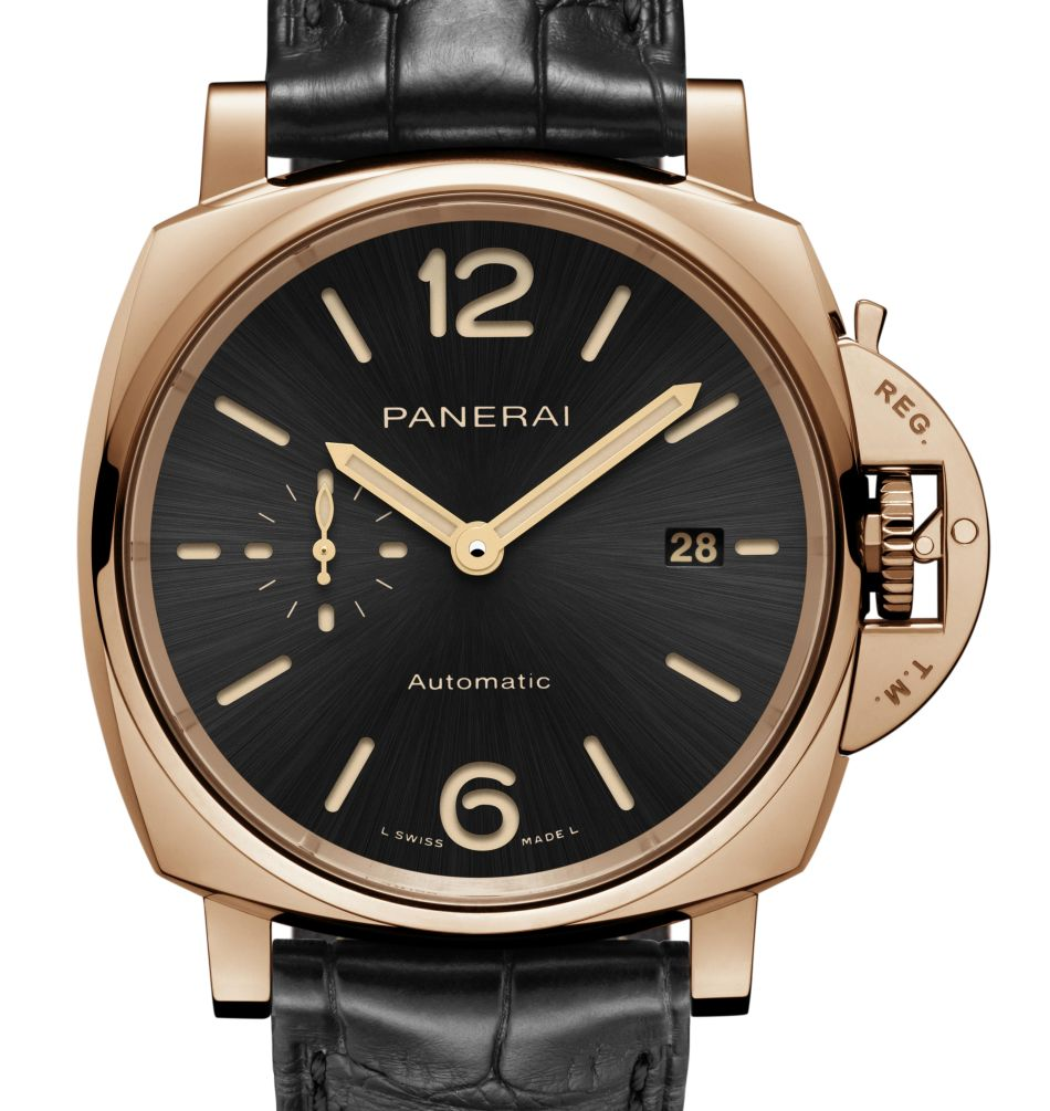 Panerai Luminor Due 42 mm Goldtech