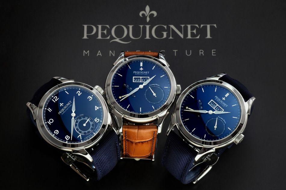 Pequignet Manufacture Royale pour Clouzeau Copyright Nicedily