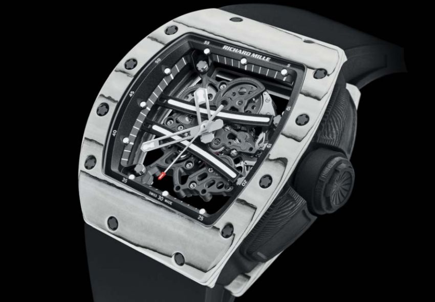 Richard Mille RM 61-01 Ultimate Edition Yohan Blake