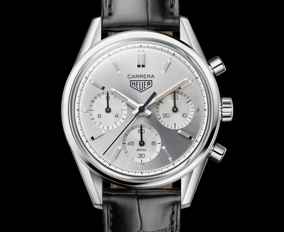 TAG Heuer : réédition du chrono Heuer de 1964, le fameux 2447S