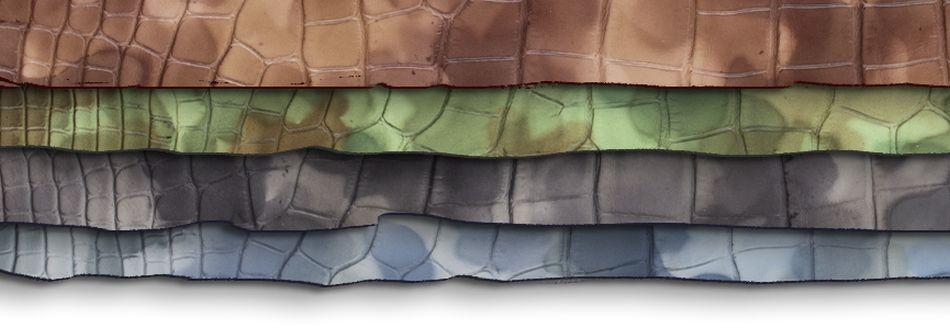 ABP Concept : lancement d'un splendide alligator camo en tannage spécial