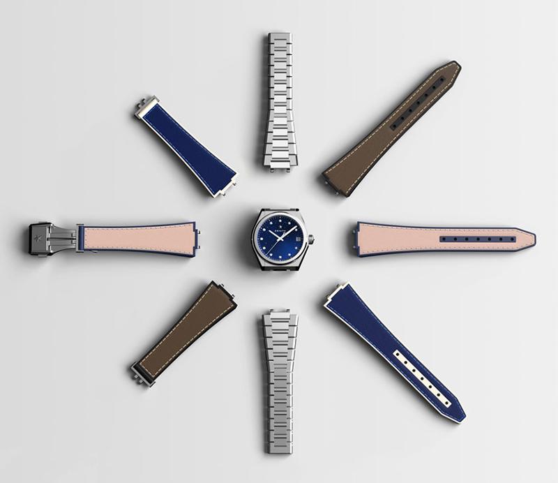 Defy Midnight : la montre sport-chic en acier selon Zenith