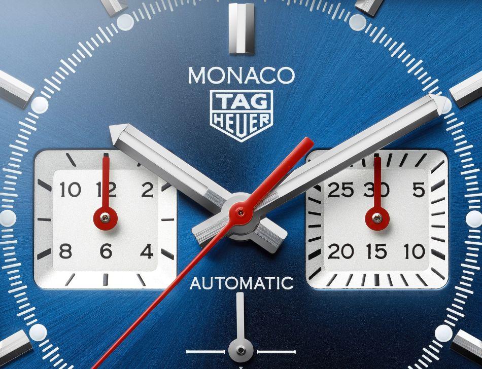 TAG Heuer : pour la première fois, une Monaco se dote d'un calibre manuf'