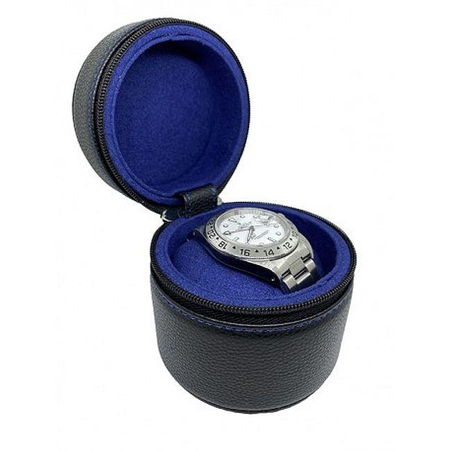 Kronokeeper tube en cuir une montre