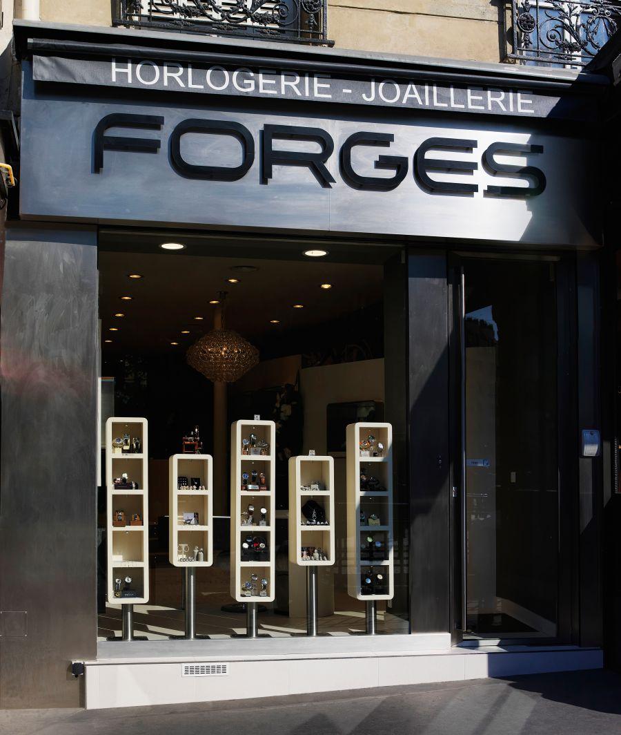 La Bell&Ross BR05 vue par Yohann Uzan de chez Forges à Paris