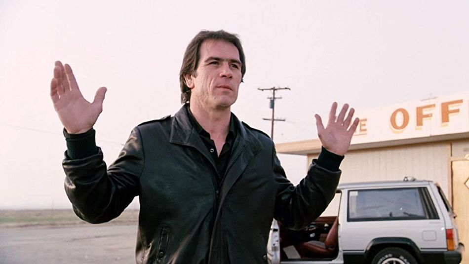 Sans issue : Tommy Lee Jones porte une Seiko UC-2000