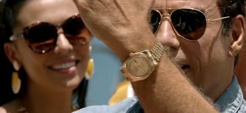Speed kills, John Travolta, Copyright Sony Pictures Home Entertainment