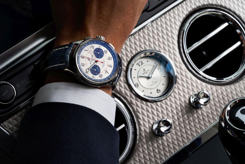 Breitling Bentley Mulliner Limited edition