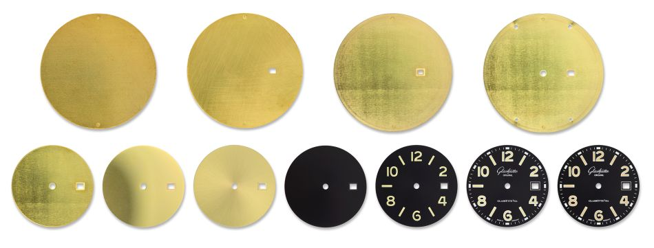 Glashütte Original : les secrets de la fabrication des cadrans de la SeaQ