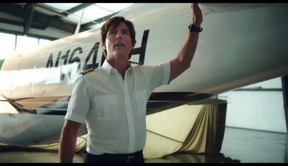 Barry Seal Tom Cruise DR