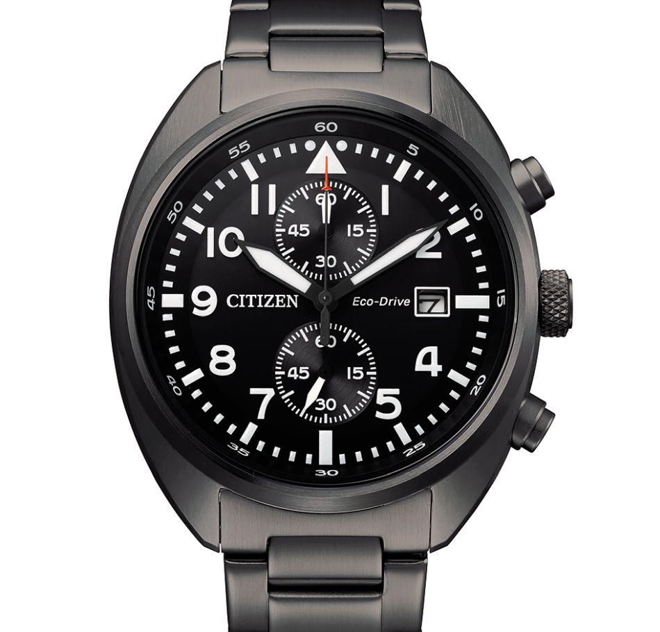 Citizen Eco-Drive Pilot Chronograph