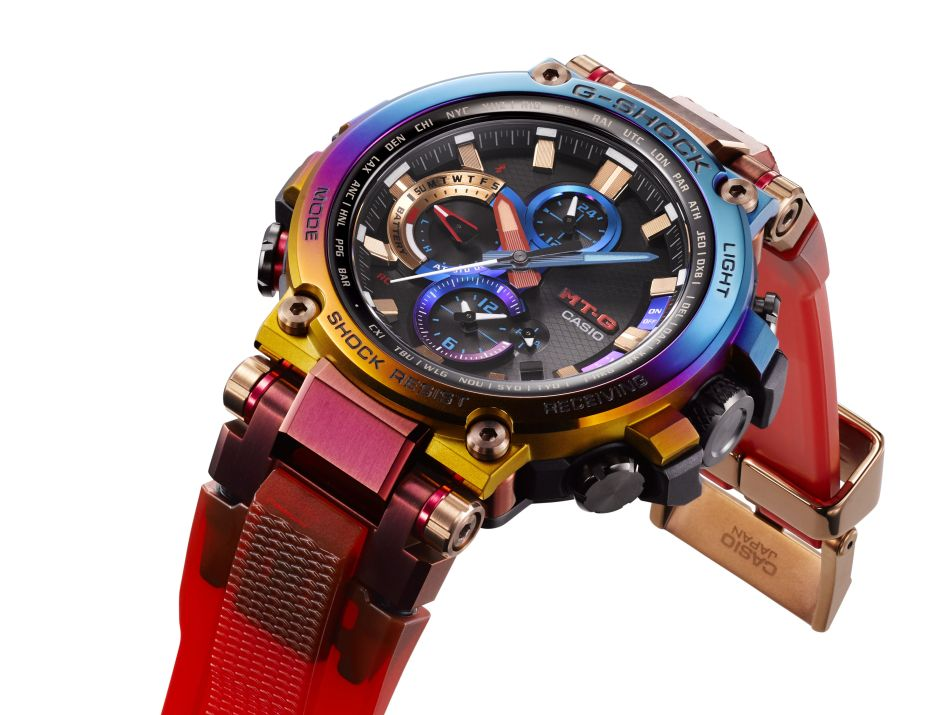 G-Shock MTG-B1000VL