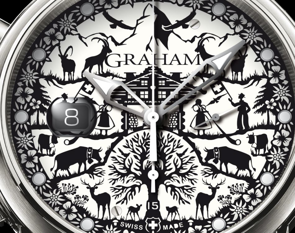 Graham Chronofighter Poya