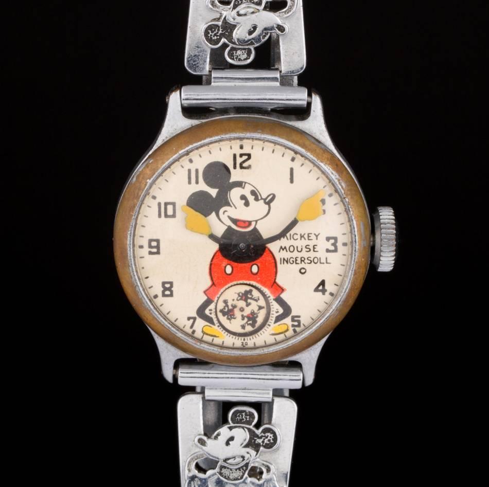 Ingersoll Mickey vintage