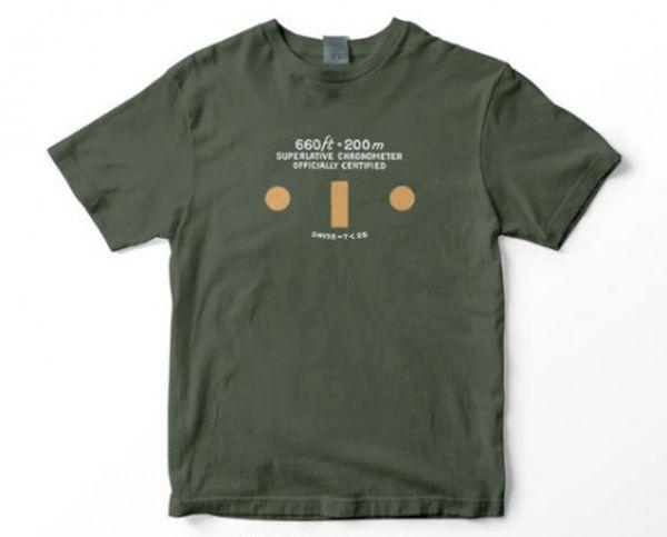"""Eté 2020 : le """"it"""" t-shirt horloger pour l'été prochain"""
