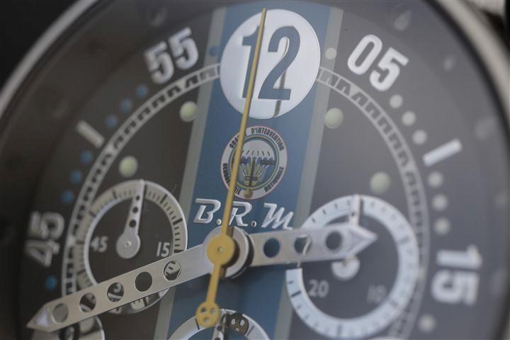 Les montres du GIGN