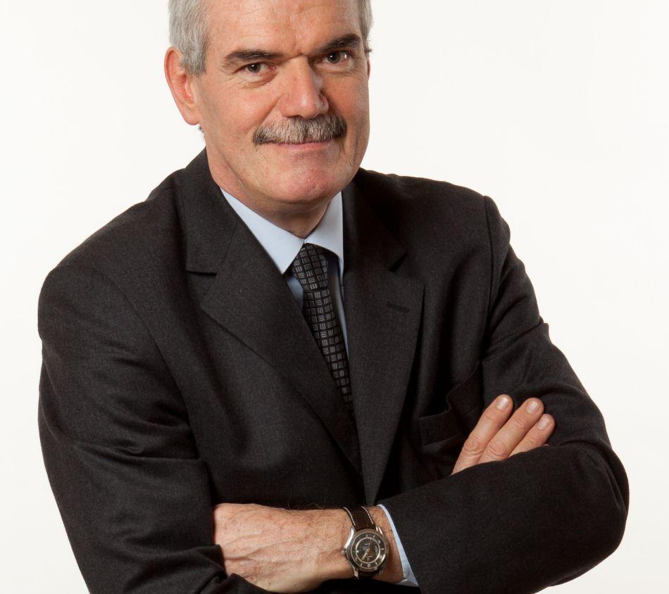 Jean-Jacques Weber, président de la Fédération de l'Horlogerie