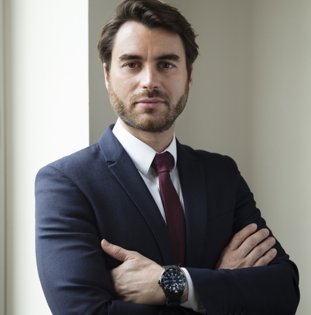 Yohan Bizy, directeur général de Templus