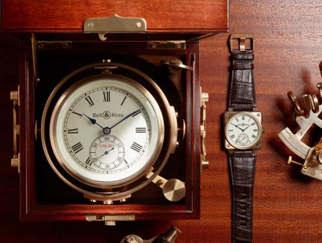 Montres de luxe : l'âge de bronze