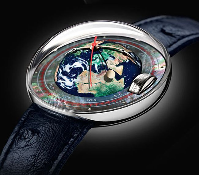 Magellan watch