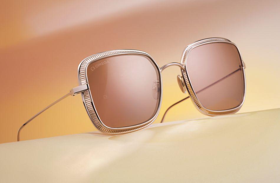 Omega : sa collection de lunettes de soleil pour l'été 2020