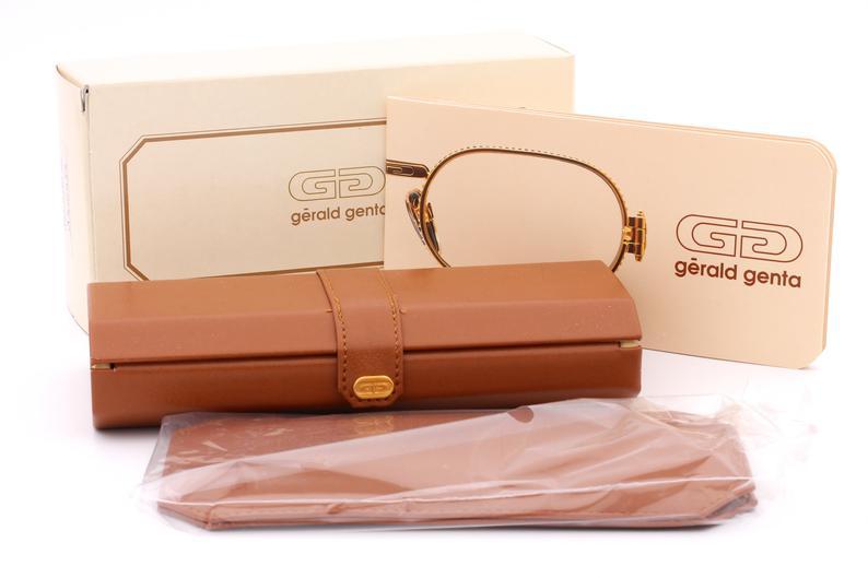 Les lunettes de Gerald Genta : des raretés à collectionner