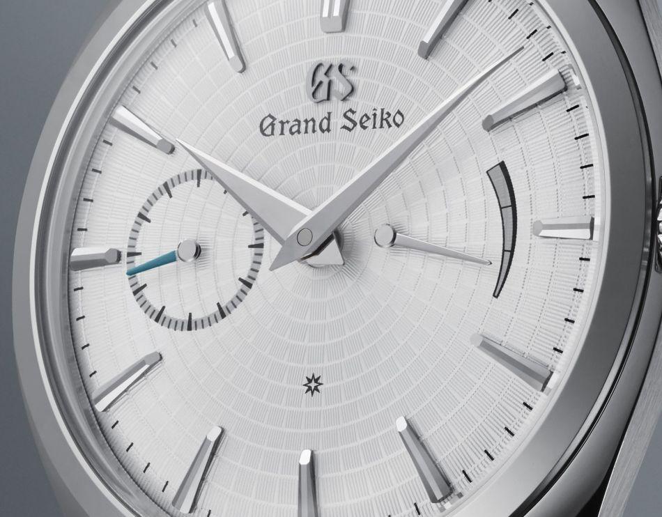 """Grand Seiko : deux éditions limitées Place Vendôme avec cadran """"pavé de Paris"""""""